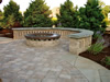 willoughby hills patio and outdoor kitchen