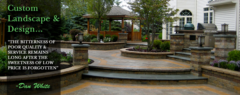 Daniels Custom Landscape and Design Ohio