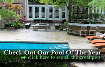 custom pool design in northeast ohio